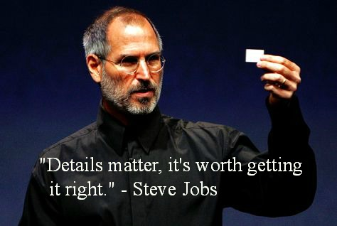 Jobs-quote